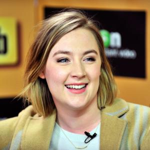 Saoirse Ronan at event of IMDb amp AIV Studio at Sundance 2015