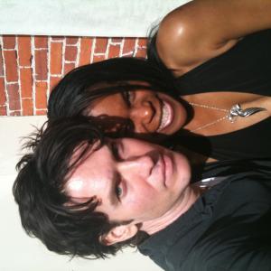 Araujo with Scott Fulmer