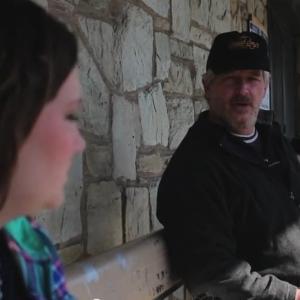 Henry in The Last Stop on the Line with Megan Flynn (Director Derek Cvetkovic)