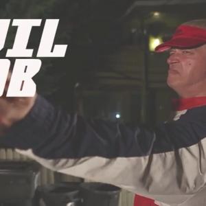 Playing Evil Bob in JBRE x Doughie Kent's video