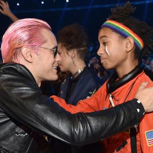 Jared Leto, Willow Smith