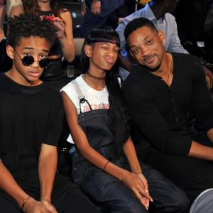 Will Smith, Willow Smith, Jayden Smith