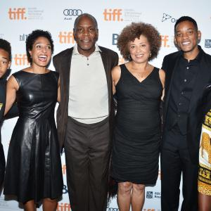 Will Smith, Danny Glover, Angela Davis, Shola Lynch, Jaden Smith, Willow Smith
