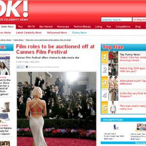Okay Magazine Tim Burke MTV Film The Charity Alist Charitybuzz Film Director imdb Tim Burke movieinvestorscom