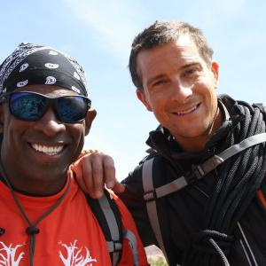 Deion Sanders, Bear Grylls