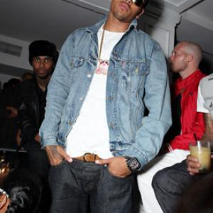 Chris Brown at event of Takers 2010