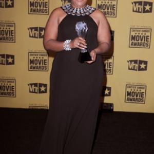 MoNique at event of 15th Annual Critics Choice Movie Awards 2010