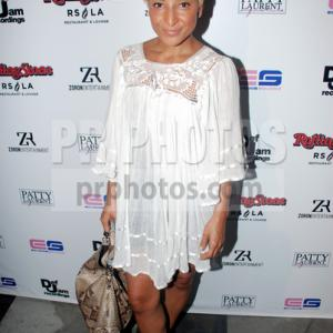 Syr Law red carpet arrival Def Jam Records and Rolling Stone 2011 PreBET Awards Kickoff
