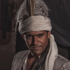 Badishah the indian king in the 1001nights