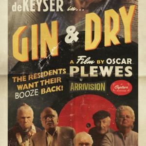 John Atterbury David de Keyser James Greene Badi Uzzaman and June Watson in Gin amp Dry 2010
