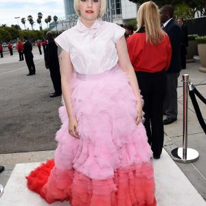 Lena Dunham at event of The 66th Primetime Emmy Awards 2014
