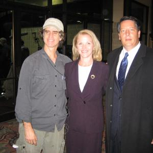 As Tipper Gore with Al Gore and the awesome Director Jay Roach