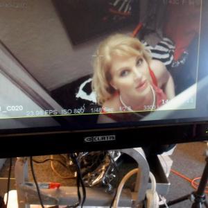 Behind the Scenes of Krissy Belle