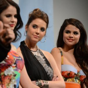 Selena Gomez, Ashley Benson, Rachel Korine