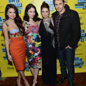 James Franco, Selena Gomez, Ashley Benson, Rachel Korine