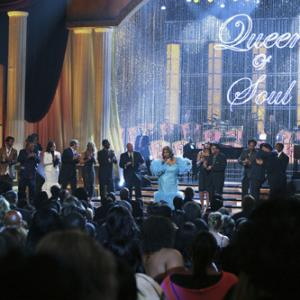Quincy Jones, Smokey Robinson, Eric Benét, Aretha Franklin, Herbie Hancock, Al Jarreau
