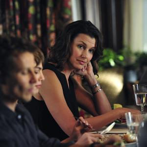 Still of Bridget Moynahan, Will Estes and Sami Gayle in Blue Bloods (2010)
