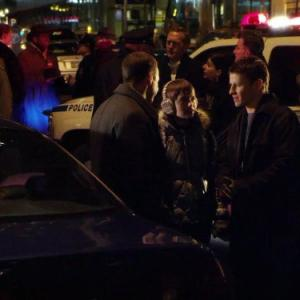 Still of Will Estes and Sami Gayle in Blue Bloods (2010)