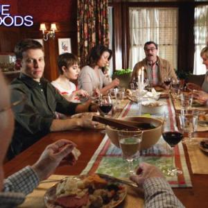 Still of Tom Selleck, Bridget Moynahan, Donnie Wahlberg, Len Cariou, Amy Carlson, Will Estes, Sami Gayle and Tony Terraciano in Blue Bloods (2010)