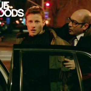 Still of Will Estes and John Ventimiglia in Blue Bloods (2010)