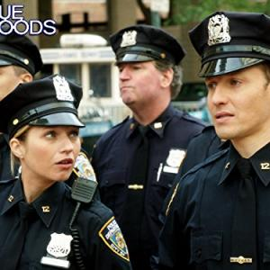 Still of Will Estes and Vanessa Ray in Blue Bloods (2010)