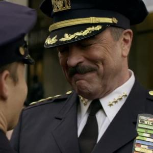Still of Tom Selleck and Will Estes in Blue Bloods (2010)