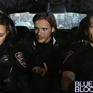 Still of Will Estes, Zachary Booth and Vanessa Ray in Blue Bloods (2010)