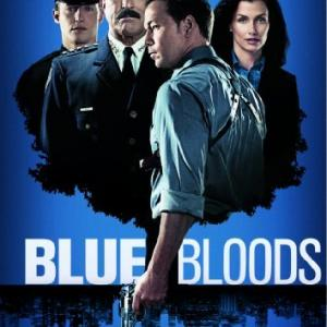 Tom Selleck, Bridget Moynahan, Donnie Wahlberg and Will Estes in Blue Bloods (2010)