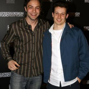 Will Estes and Jonathan Sadowski