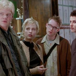 Still of Kevin Christy Will Estes Melissa George and Blake Shields in New Port South 2001