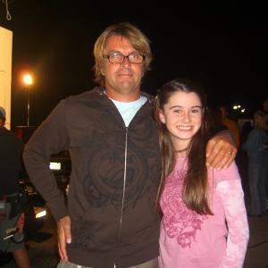 Universal Studios Orlando Courtney Baxter and Alan White