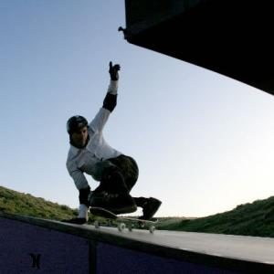 Still of Bob Burnquist and Steven Lawrence in X Games 3D The Movie 2009