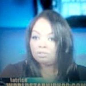 Latrice Butts on The Tyra Banks Show 2009