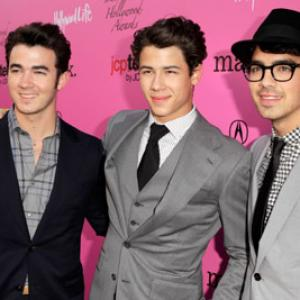 The Jonas Brothers, Kevin Jonas, Joe Jonas, Nick Jonas
