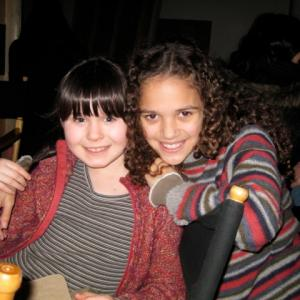 The Search for Santa Paws Nicole and Madison Pettis