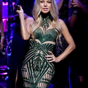 Fergie at event of Dick Clark's Primetime New Year's Rockin' Eve with Ryan Seacrest 2015 (2014)