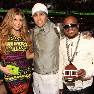 Fergie, Taboo and Apl.de.Ap