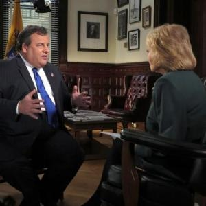 Barbara Walters, Chris Christie