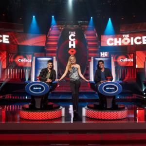 Still of Cat Deeley, Joe Jonas and Seth Wescott in The Choice (2012)