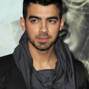 Joe Jonas at event of Nelauktas smugis (2011)
