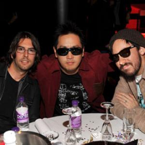 Rob Bourdon, Joseph Hahn, Mike Shinoda