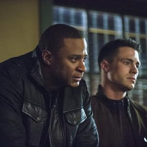 David Ramsey, Colton Haynes