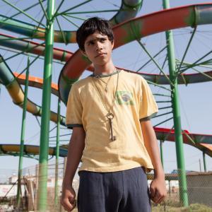 Still of Abdallah El Akal in Zaytoun 2012
