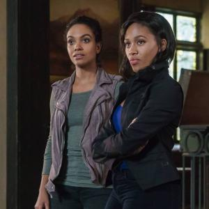 Nicole Beharie, Lyndie Greenwood