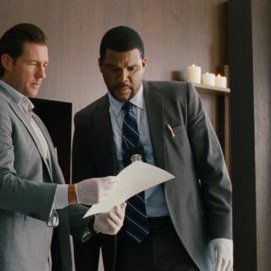 Still of Edward Burns and Tyler Perry in Alex Cross (2012)