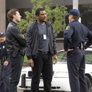 Still of John C. McGinley, Edward Burns and Tyler Perry in Alex Cross (2012)