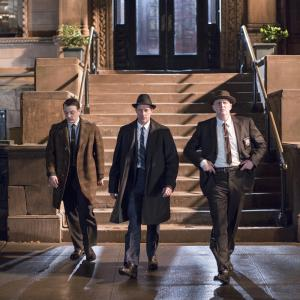 Still of Michael Rapaport, Edward Burns and Patrick Murney in Public Morals (2015)