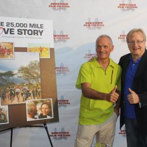 Endurance Athlete Serge Roetheli and Director John Davies