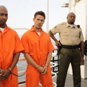 Still of Chi McBride Kevin Alejandro and Devielle Johnson in Aiskiaregys Ferry Tale 2010