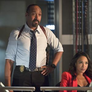 Jesse L. Martin, Candice Patton